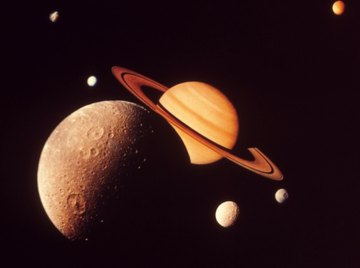 There are over 100 worlds in our solar system.