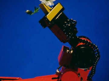 Many robotic arm experiments can be performed by school-age children.