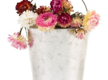Silver nitrate is sometimes added to cut flowers to preserve them.