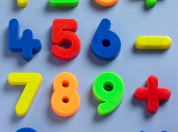 Number properties can make it easier to add and subtract.