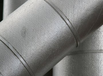 Galvanized aluminum is more resistant to corrosion than untreated metal.