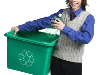 Turn recyclables into fun science projects.