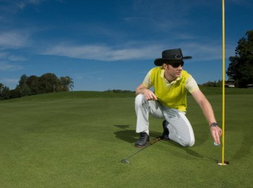Cheating in a golf game is an unethical activity.
