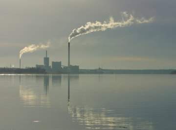 Scientists often measure pollution levels in parts per million.
