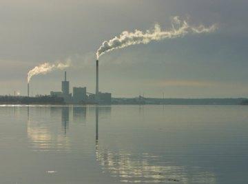 Scientists often measure pollution levels in parts per million.