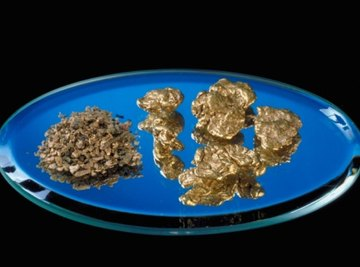 Gold mineral is just one of hundreds of minerals found in Washington State.