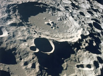 Neil Armstrong had to steer past boulders on the moon.