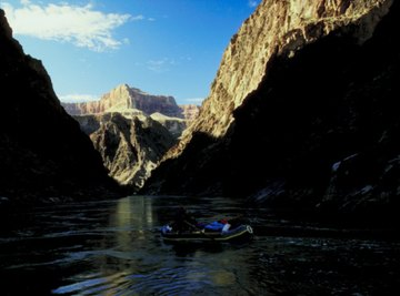 The Grand Canyon is one of the Seven Natural Wonders Of The World.