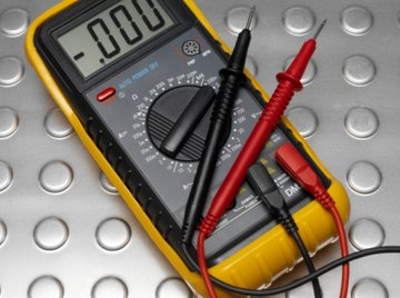 A multimeter is all you need to check electric circuits.