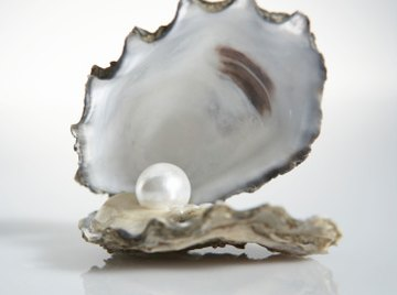 Pearls are one of the gemstones found in Iowa.
