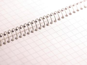 Using graph paper makes drawing a pentagon easier.
