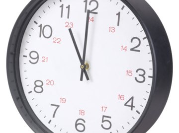 Time conversion is a simple process that you can master.