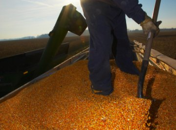 Measure the amount of grain in your round bin with a simple formula.