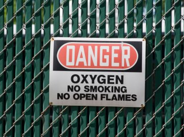 Oxygen is essential for combustion despite not being flammable itself.