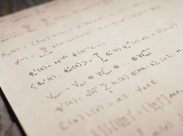 Alegbra II and Trigonometry provide experience in solving higher level math problems.