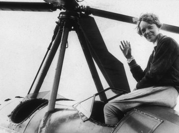 Amelia Earhart's lost plane has garnered international fame simply for being lost.
