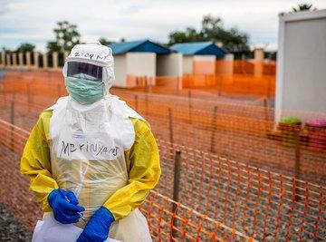 Ebola is still a worldwide health concern.