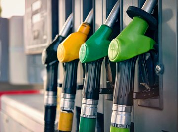 Biofuel such as biodiesel uses a liquid fuel created from plant material that may replace the burning of fossil fuels.