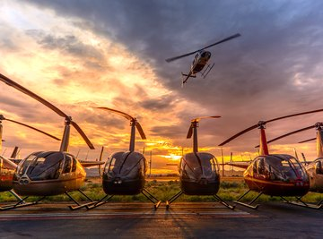 How to Calculate Lift for Rotor Blades