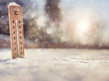 Absolute zero corresponds to -273.15° Celsius and -459.67° Fahrenheit.