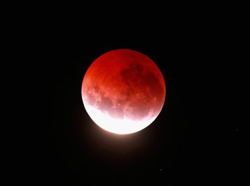 Everything You Need to Know About This Week's Total Lunar Eclipse