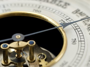 What Is a High or Low Reading in Barometric Pressure