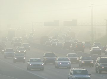 Short Term Effects of Air Pollution