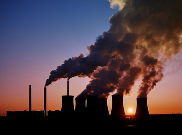 Types of Industrial Pollutants