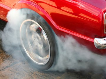 How to Melt Rubber Tires