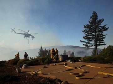 Northern California's Kincade fire has been devastating.