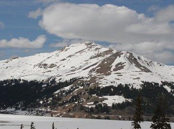 Mountain & Ice Region Facts