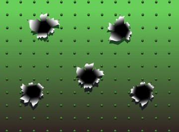 Several factors influence bullet impact.