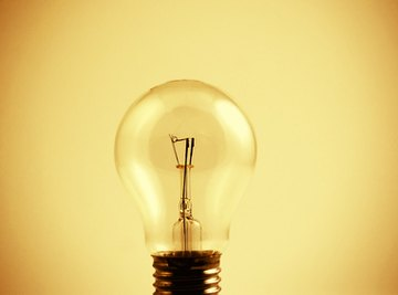 There are a number of minerals used in the making of the light bulb.