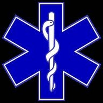 Star of Life & Rod of Asclepius