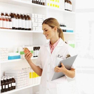 Pharmacy Technicians do drug inventories.