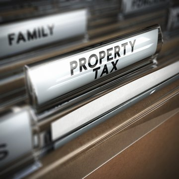 Property tax files