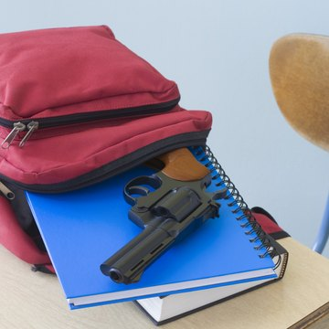 Violent special education students can be expelled.