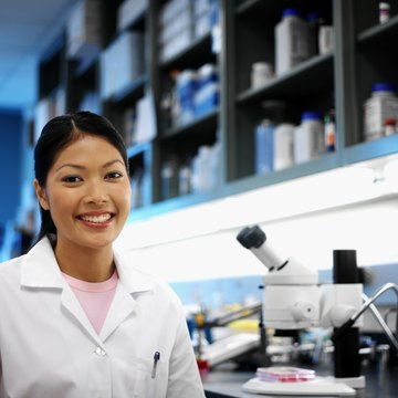 With a Ph.D. in biotechnology, you can lead your own research studies.