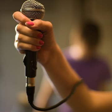 Addressing the audience will be easier if you plan and practice.