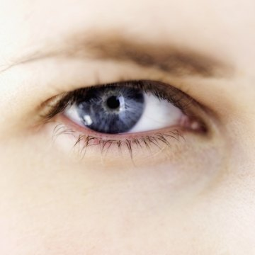 Eye contact is held longer when you know the other person well.