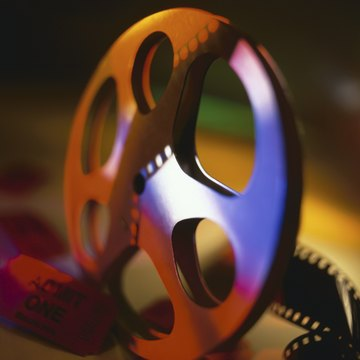 Film schools offer courses ranging from television production to animation.