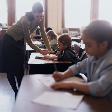 A bachelor's degree and completion of an approved teacher-training program certification is required for teaching.