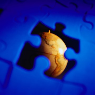 Puzzle activities engage participants in strategic thinking.