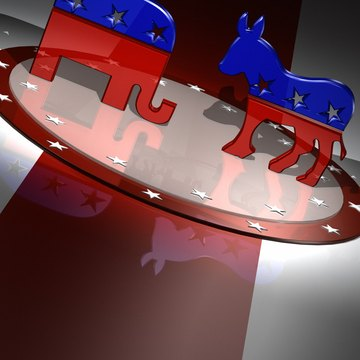 The donkey has commonly symbolized the Democratic Party since the 19th century.
