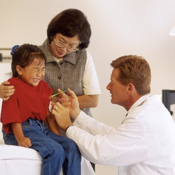 Childhood immunization programs contributed greatly to increased life expectancy in the 20th century.