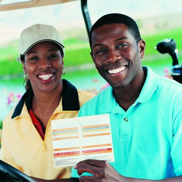 Defining one's golf handicap will better help gauge progress on the course.