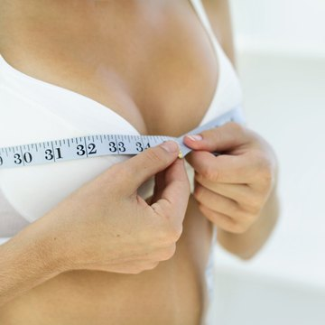 Accurate measurements make clothes and bras more flattering and comfortable.