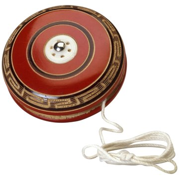 Yo-yos made their way to the U.S. via the Philippines, but may have originated in China.