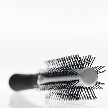 Round off your 'do with the right brush.