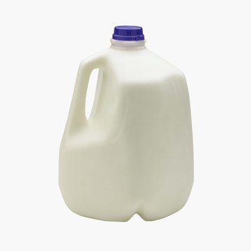 The possibilities for using milk jugs are limited only by our imaginations.